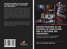 Обложка PROGETTAZIONE DI UN SISTEMA DI INDICATORI PER IL SETTORE DEI TRASPORTI