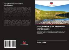 Portada del libro de Adaptation aux maladies chroniques