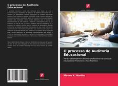 Portada del libro de O processo de Auditoria Educacional