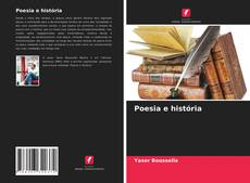 Borítókép a  Poesia e história - hoz