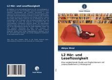 Buchcover von L2 Hör- und Leseflüssigkeit