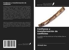 Portada del libro de Confianza y transformación de conflictos
