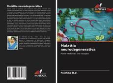 Обложка Malattia neurodegenerativa