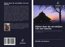 Bookcover of Kijken door de verrekijker van een toerist: