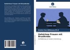 Bookcover of Gehörlose Frauen mit Brustkrebs