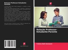Portada del libro de Relação Professor-Estudante-Parente