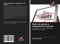Copertina di Attori di polizia e uguaglianza di genere