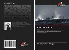 Bookcover of RACCOLTA DI