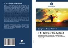 Bookcover of J. D. Salinger im Ausland
