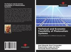 Bookcover of Technical and Economic Feasibility of Photovoltaic Systems
