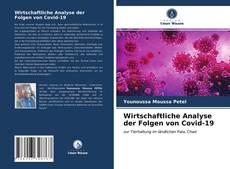 Bookcover of Wirtschaftliche Analyse der Folgen von Covid-19