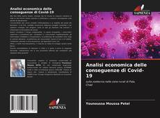 Couverture de Analisi economica delle conseguenze di Covid-19