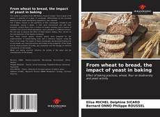 Bookcover of From wheat to bread, the impact of yeast in baking