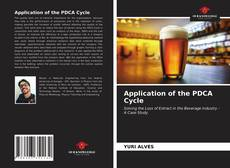 Обложка Application of the PDCA Cycle