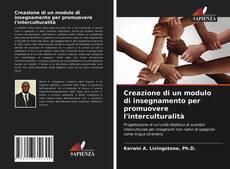 Copertina di Creazione di un modulo di insegnamento per promuovere l'interculturalità