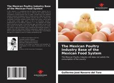 Capa do livro de The Mexican Poultry Industry Base of the Mexican Food System