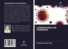 CORONAVIRUS EN PANDEMIE的封面