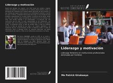 Buchcover von Liderazgo y motivación