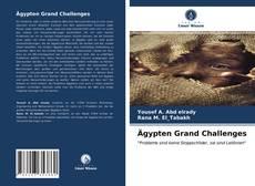Bookcover of Ägypten Grand Challenges