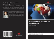 Capa do livro de Collection of themes on psychology