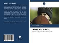 Großes Rot Fußball kitap kapağı