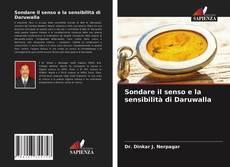Sondare il senso e la sensibilità di Daruwalla的封面