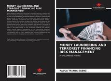 Capa do livro de MONEY LAUNDERING AND TERRORIST FINANCING RISK MANAGEMENT