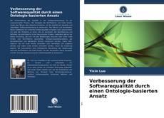Bookcover of Verbesserung der Softwarequalität durch einen Ontologie-basierten Ansatz