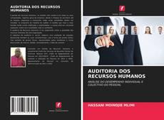 Portada del libro de AUDITORIA DOS RECURSOS HUMANOS