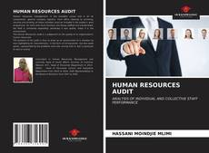 Capa do livro de HUMAN RESOURCES AUDIT