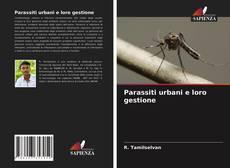 Copertina di Parassiti urbani e loro gestione