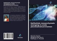 Copertina di Epitheliale mesenchymale overgang in orale plaveiselcelcarcinomen