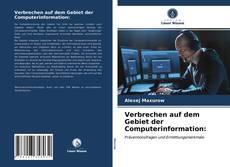Bookcover of Verbrechen auf dem Gebiet der Computerinformation: