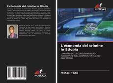 Portada del libro de L'economia del crimine in Etiopia