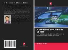 Portada del libro de A Economia do Crime na Etiópia