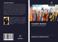 Bookcover of Creatief denken