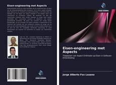 Borítókép a  Eisen-engineering met Aspects - hoz
