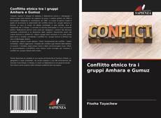 Couverture de Conflitto etnico tra i gruppi Amhara e Gumuz