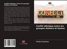 Couverture de Conflit ethnique entre les groupes Amhara et Gumuz
