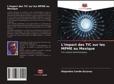 Copertina di L'impact des TIC sur les MPME au Mexique