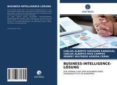 BUSINESS-INTELLIGENCE-LÖSUNG的封面
