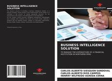 Bookcover of BUSINESS INTELLIGENCE SOLUTION