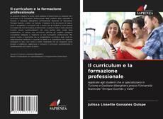 Обложка Il curriculum e la formazione professionale