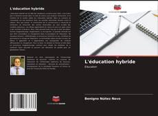 Buchcover von L'éducation hybride