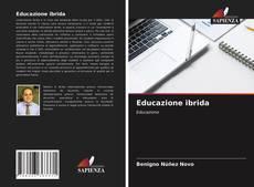 Bookcover of Educazione ibrida