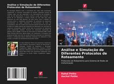 Portada del libro de Análise e Simulação de Diferentes Protocolos de Roteamento