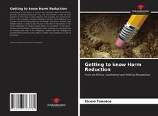 Capa do livro de Getting to know Harm Reduction