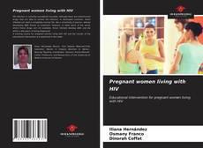 Capa do livro de Pregnant women living with HIV