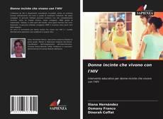 Portada del libro de Donne incinte che vivono con l'HIV