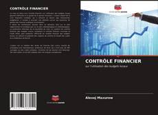 Buchcover von CONTRÔLE FINANCIER